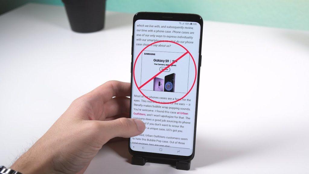 El mejor AdBlocker para Android Mobile